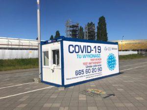 test na koronawirusa Gdańsk